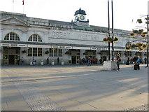 ST1875 : Great Western Railway by M J Richardson