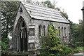 SW6537 : Pendarves mausoleum by Elizabeth Scott