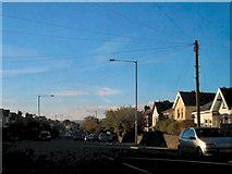 SD8632 : Brunshaw Road, Pike Hill by David Dixon
