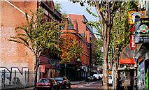 J3374 : Lower North Street, Belfast 10 October 2010 (4) by Albert Bridge