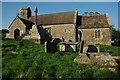 SO4505 : Llangovan Church by Philip Halling