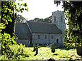 TF6923 : All Saints' church in Roydon by Evelyn Simak