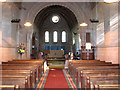 TF6923 : All Saints' church in Roydon - view east by Evelyn Simak