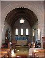 TF6923 : All Saints' church in Roydon - the chancel by Evelyn Simak
