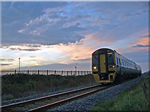 SH6017 : Night train by Bob Abell