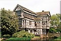 SJ8358 : Little Moreton Hall (1996) by Graham Hogg