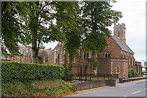 SS9712 : Tiverton: Blundells School by Christopher Hilton