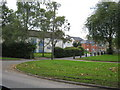 SP0578 : Old and New, Walkers Heath Road by Michael Westley