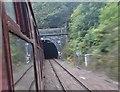 SE1838 : Entering a Tunnel by Ashley Dace