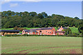 SJ6027 : Hopton Farm by Ian Capper
