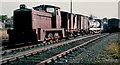 J0053 : Weed-spraying train, Portadown by Albert Bridge