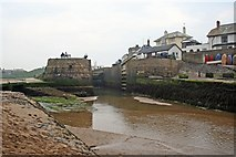 SS2006 : End of Bude Canal by Paul Buckingham