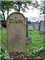 TG2408 : Rosary cemetery, Norwich - Charles Martin Collerson by Evelyn Simak