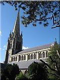TQ1649 : St Martin's Church, Dorking by Richard Rogerson