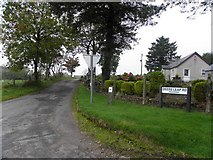 H4481 : Deers Leap Road, Reaghan by Kenneth  Allen