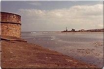 NU0052 : River Tweed Estuary by Gordon  BEACH