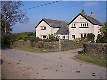 SD5206 : Johnson's Farm on Lafford Lane by Raymond Knapman