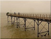 SZ9398 : Bognor Regis: end of the pier by Chris Downer