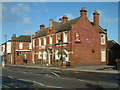 SE3809 : The Victoria public house, Cudworth by John Orchard