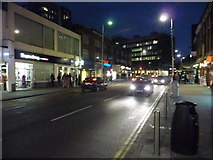 TQ1885 : London : Wembley - High Road by Lewis Clarke