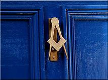 J4569 : Masonic hall, Comber (3) by Albert Bridge