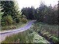 H6492 : Road at Sawelabeg by Kenneth  Allen
