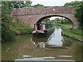SO9363 : Summerhill Farm Bridge south of Astwood, Worcestershire by Roger  Kidd