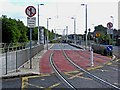 O1132 : Black Horse/An Capall Dubh tram stop, LUAS Red Line, Inchicore/Inse Chór by L S Wilson