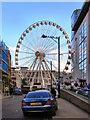 SJ8398 : The Manchester Wheel by David Dixon