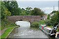 SO9969 : Bridge No 56 near Tardebigge, Worcestershire by Roger  Kidd
