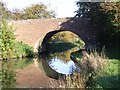SP0375 : Worcester & Birmingham Canal - Bridge 68 by John M