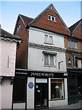 TQ1649 : Historical house, now a shop, Dorking by Richard Rogerson