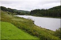 SH7157 : Llynnau Mymbyr near Capel Curig by Steve Daniels