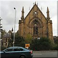 SJ8496 : Upper Brook Street Unitarian Chapel by Gerald England