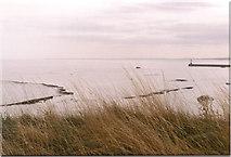 NU0152 : The pier, Berwick-upon-Tweed by Sarah Charlesworth