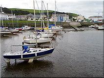 SN4562 : Aberaeron Harbour by Maigheach-gheal
