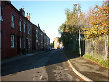 SE2932 : Pleasant Place, Holbeck, Leeds by Ian S