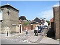 TM2749 : Junction of New Street  and Little St John's Street by Basher Eyre