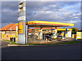 TM3877 : Co-operative Petrol Filling Station, Halesworth by Adrian Cable