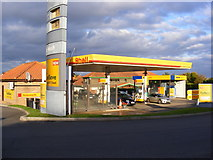 TM3877 : CoOperative Petrol Filling Station, Halesworth by Adrian Cable