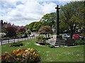 NU0501 : Rothbury Town Centre Memorial by Ian Drummond