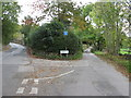 SE2038 : Junction of Underwood Drive with Woodlands Drive by Stephen Armstrong