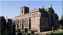 SJ8959 : St Lawrence's Church  by Jonathan Kington