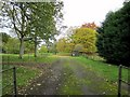NY6820 : A sad state of affairs, Appleby Castle by Andrew Curtis