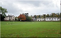 NY6820 : Appleby Cricket Ground by Andrew Curtis
