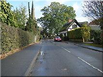SJ8417 : High Street, Church Eaton by Colin Pyle