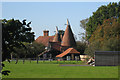 TQ8144 : Invicta Oast, Kelsham Farm, Four Oaks Road, Headcorn, Kent by Oast House Archive