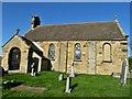 NZ3508 : All Saints Church, Girsby by Paul Buckingham