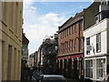 TQ8209 : High Street by Oast House Archive