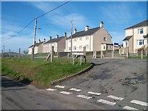 SH1727 : Houses on Stad Bro Hywyn, Aberdaron by Eric Jones